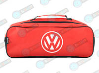 Автомобильная сумка в багажник Volkswagen Красная
