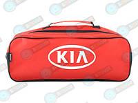 Автомобильная сумка в багажник Kia Красная