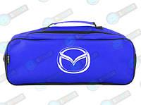 Сумка в багажник Mazda Синяя