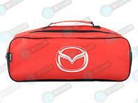 Сумка в багажник Mazda Красная