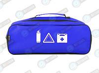 Сумка в багажник Универсальная Синяя