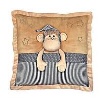 """Мягкая игрушка «Orange» (5006ASK) подушка обезьянка Лёлик """"Спокойной ночи"""""""