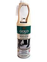 Восстановитель для замши и нубука Gold Care(аэрозоль)бесцветный