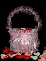 Сума для лепестков роз розовая