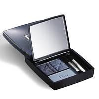 Christian Dior 3 Couleurs Smoky - Christian Dior компактные тени Диор трио (3 цвета) Смоки Айс Вес: 5.5гр., Цвет: 051