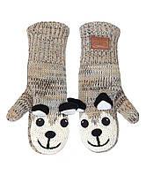 Варежки Kyber Outerwear для девочек и мальчиков на 6-10 лет детские рукавички