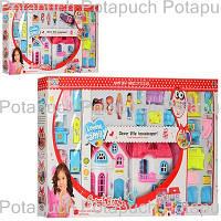 Детский игровой набор кукольный домик М3918