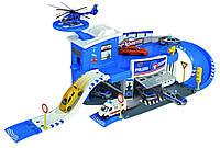Игровой набор с машинкой Полицейский участок Majorette (205 0012)