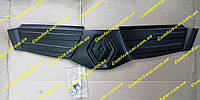 Зимняя защита радиатора,утеплитель на Renault Trafic 06- (Рено Трафик 06-)