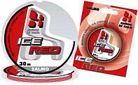 Леска монофильная зимняя Salmo HI-TECH ICE RED 030/0.12 (4941-012)