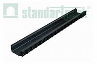 Лоток водоотводной пластиковый PolyMax Basic DN100 H55 (8050)