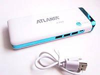 Универсальная батарея -  ATLANFA power bank 18000mAh ( AT-D2018), фото 1