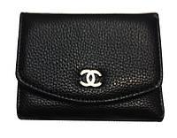 Кошелек женский Chanel (Шанель) 4004 монетница снаружи разные цвета