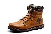 Ботинки зимние мужские Meko Melo, на меху, рыжие, р. 42 43 44