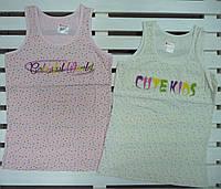 Маечка для девочки Donella размер 10-11 лет