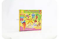 Развивающая настольная игра для детей «Игры с прищепками + шнуровочка» (6 в 1) VT1604-02