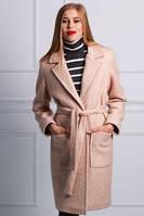 Молодежное качественное зимнее женское пальто
