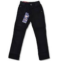 Утепленные брюки на флисе для девочек на 6,7,8,9,10 лет