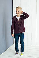 Модная детская кофта для мальчика подростка