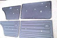 Дверные карты обшивка дверей Ваз 2101-2107 пластиковая основа Завод!