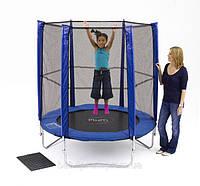 Батут для детей Plum 183 cм. 6 ft. + сетка