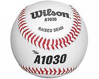 Мяч Бейсбольный Wilson Official League Baseball 9WTA1030B)
