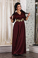 ДТ1093 Вечернее платье размеры 50-56