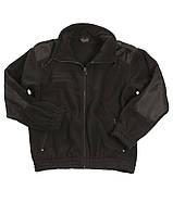 Флисовая кофта MilTec F2 Black 10856002