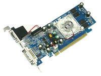 ВИДЕОКАРТА Pci-E Nvdia GeForce 6200 LE на 256 MB с ГАРАНТИЕЙ ( видеоадаптер 6200LE 256mb  )