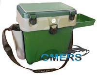 Зимний ящик для рыбалки с градусником A-elita A-Box
