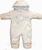 Человечек комбинезон для новорожденных Тедди