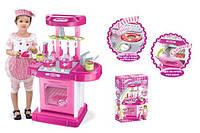 Игровой набор - Кухня с посудой 008-58