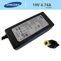 SAMSUNG 19V 4.74A 5.0x3.0 Блок питания адаптер зарядное для ноутбука