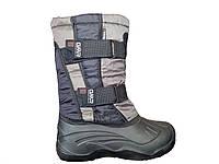 Зимние мужские сапоги на галоше из ЭВА М-16