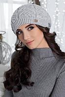 Берет женский шерстяной, шапки береты женские