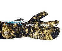 Перчатки SARGAN Мечта пианиста камуфляж 7 мм