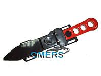 Нож для подводной охоты Кольцо