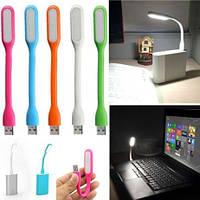 USB LED лампа, светильник, фонарик
