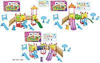 Игровой набор My Little Pony (Мой маленький пони) - Детская площадка для Пони и друзей.
