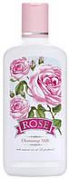 """Косметическое молочко """"Rose"""" с натуральным розовым маслом """"Болгарская роза - Карлово"""""""