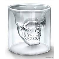 Стакан-череп DOOMED, оригинальный подарок Белый Религия, божества, мифические существа
