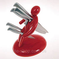 """Подарочный набор ножей """"Кукла Вуду"""""""