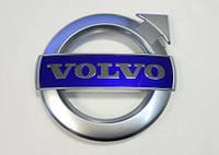 Эмблема значок в решетку радиатора Volvo C70 2010-2013 новая оригинальная