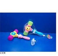 Детский музыкальный молоточек с погремушкой 020