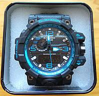 Мужские часы Casio G-Shock GWG-1000-1A3ER Синие