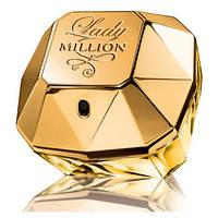Paco Rabanne Lady Million - Paco Rabanne женские духи Леди Миллион Пако Рабан (лучшая цена на оригинал в Украине) Парфюмированная вода, Объем: 30мл