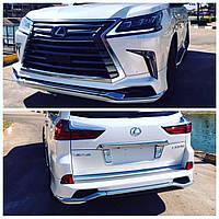 Тюнинг обвес на Lexus LX570 2016 Modellista