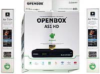 Openbox AS1 HD - спутниковый тюнер на Android