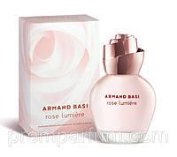 Женская туалетная вода Armand Basi Rose Lumiere (фруктово-цветочный аромат) AAT