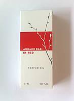 Масляный мини парфюм Armand Basi in Red 7ml DIZ